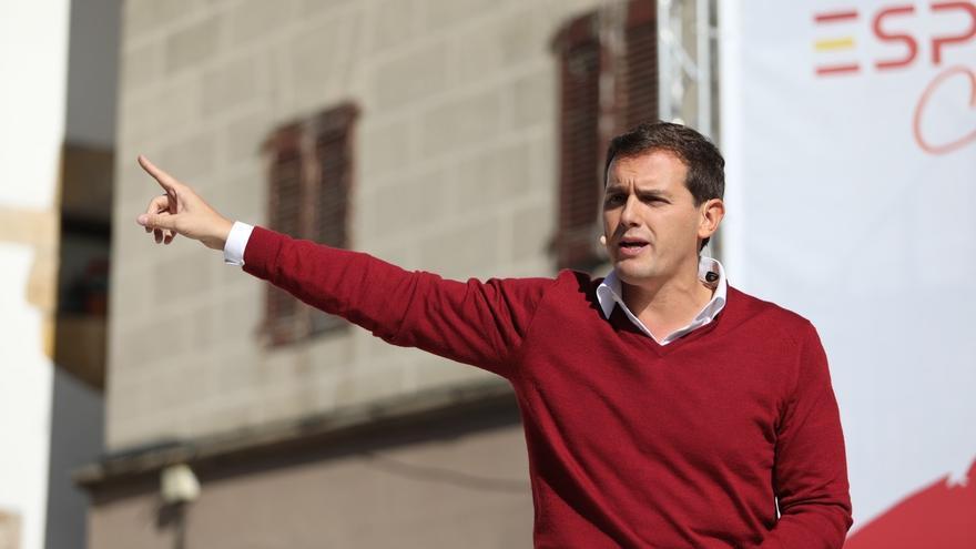 """Rivera da su apoyo a la Guardia Civil en Alsasua: """"Cuando agreden a un guardia civil intentan liquidar al Estado"""""""