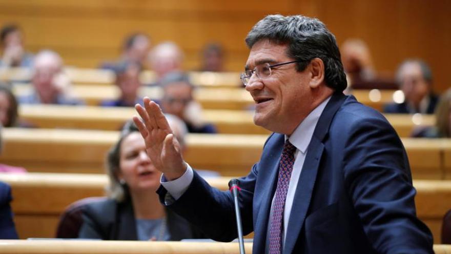 El ministro de la Seguridad Social, José Luis Escrivá.