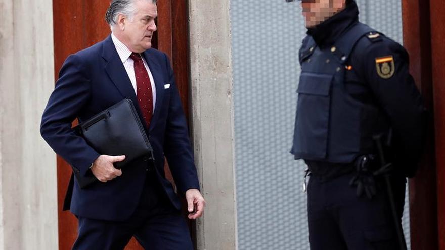 Bárcenas negará en el juicio haber cobrado de Correa por interceder en Génova