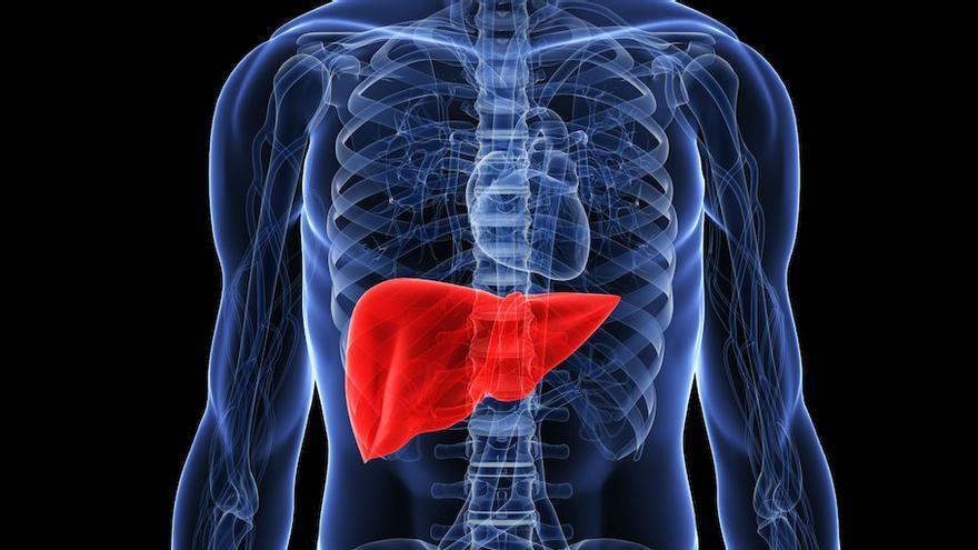 limpieza de hígado