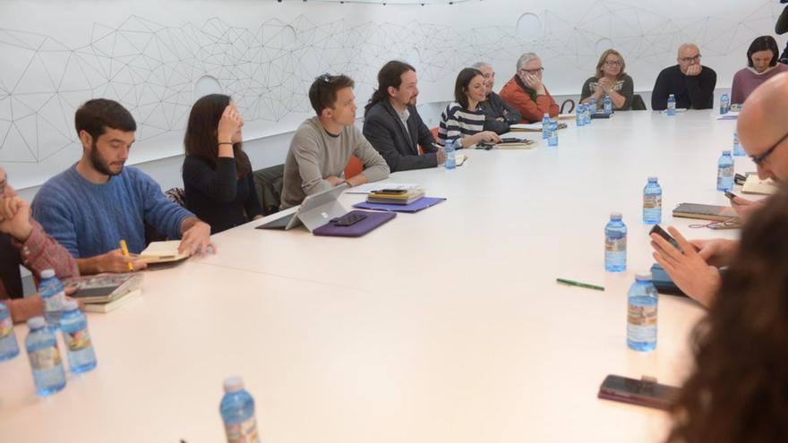 """Iglesias plantea políticas """"creativas"""" para desarticular """"la trama"""" en 2020"""
