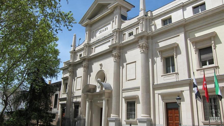El Senado pregunta a Patrimonio qué planes tiene para el convento que compró en 2007 para ampliar la Cámara Alta