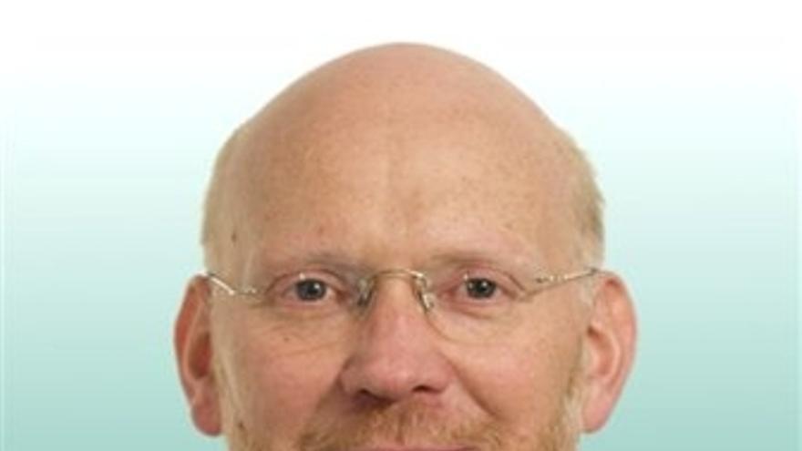 Justin Harman, embajador de Irlanda en España