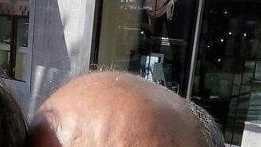 Carmelo Antonio Díaz Pezcoso, desaparecido este miércoles en Adeje