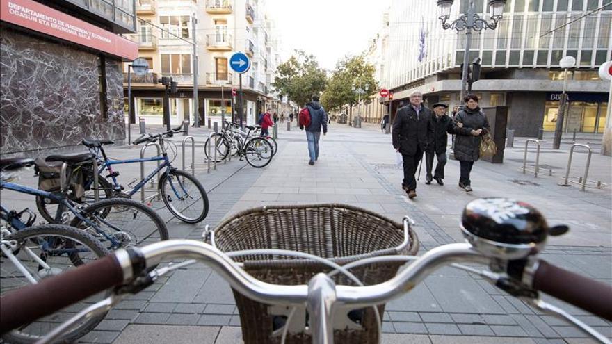 La bici, el vehículo urbano del futuro, busca su sitio en las ciudades