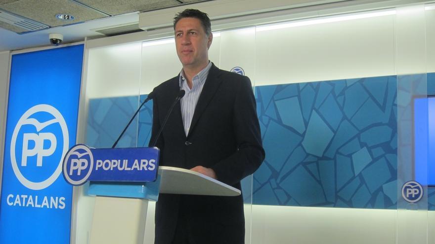 """Albiol augura elecciones en Cataluña en primavera de 2018 porque """"no habrá referéndum"""""""
