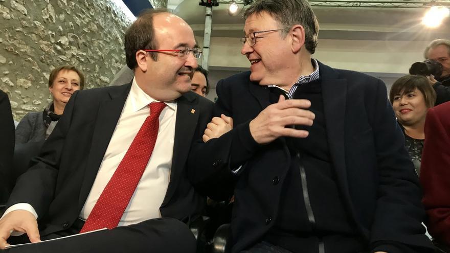 """Iceta alerta: si gana el independentismo """"la ruina será total"""" y volverá a mandar la CUP"""
