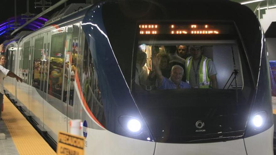 Línea 1 del Metro de Panamá será sometida a un largo de pruebas por seguridad