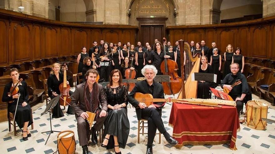 La Coral de Cámara de Pamplona comienza este martes una gira de conciertos por Europa