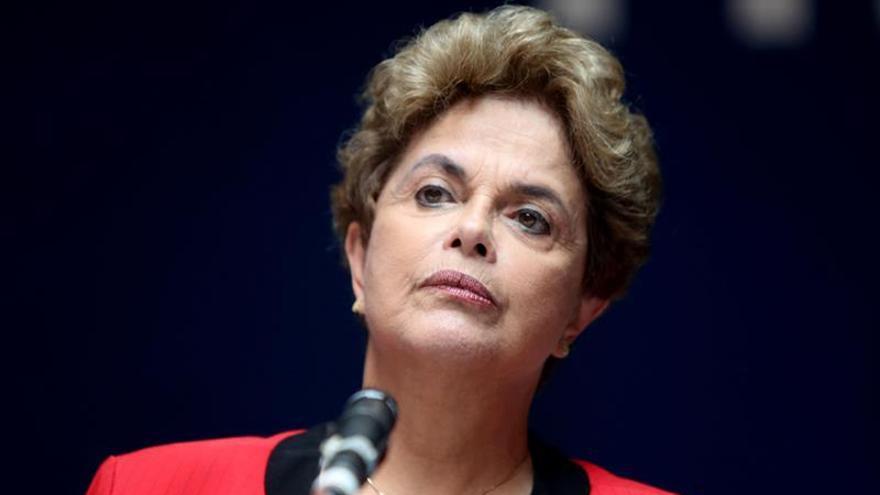 Rousseff se suma desde Buenos Aires al pedido de liberación de Milagro Sala