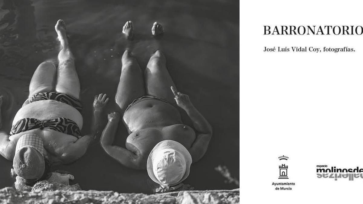 'Barronatorio', exposición de fotografías de José Luis Vidal Coy