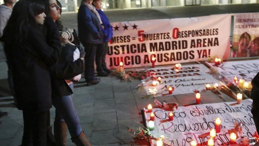 El juicio del Madrid Arena monopoliza el curso en la Audiencia Provincial