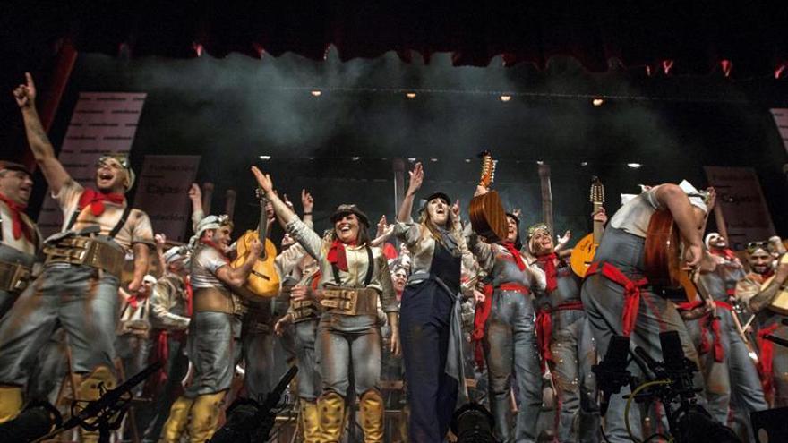 El Carnaval de Cádiz ya tiene sus 16 finalistas para la final del viernes