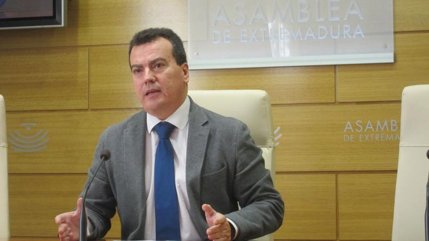 """El PP extremeño dice que la propuesta del PSOE registrada en la Asamblea es fruto de su """"rabieta política"""""""