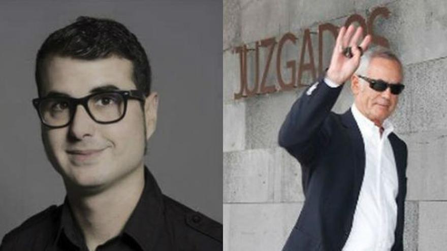 Honorio Ramón Marichal y Honorio García Bravo.