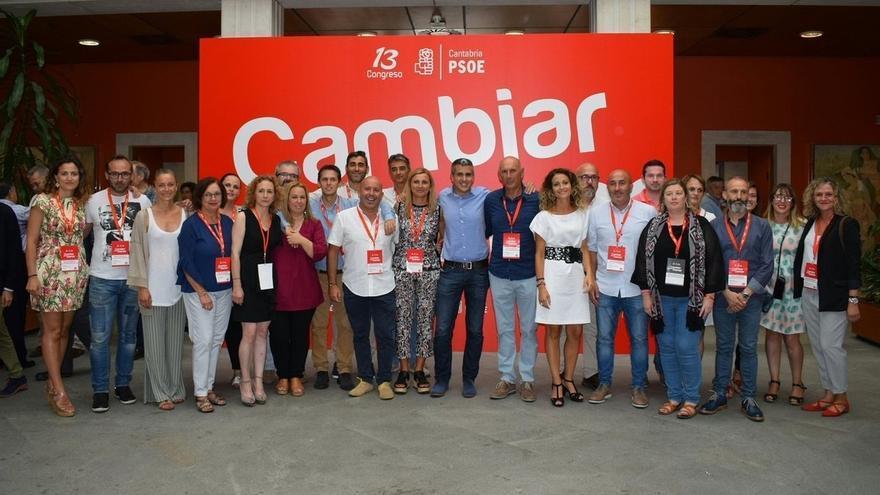 """(AMP) Zuloaga llama a """"construir un PSOE coherente hoy, para ser creíble mañana"""""""