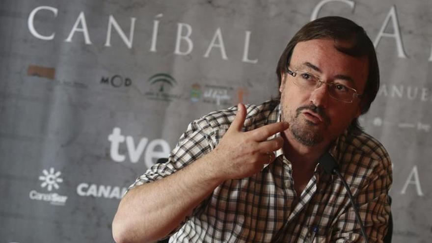 """Manuel Martín Cuenca: """"A veces soy tan necio como el personaje de 'El autor'"""""""