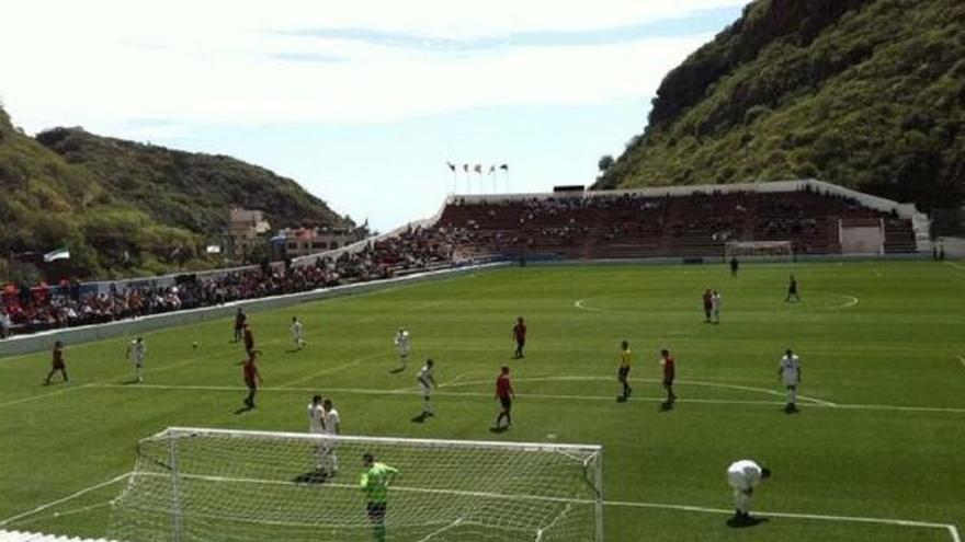 Imagen de archivo del estadio Silvestre Carrillo.