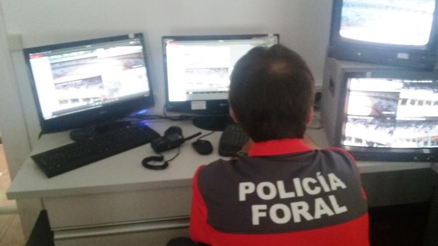Aumentan un 31% las detenciones de la Policía Foral durante las fiestas, con 59 detenidos