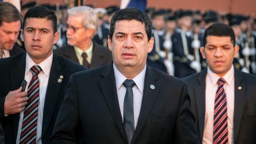 Empresarios extranjeros se reúnen con el vicepresidente paraguayo por energía