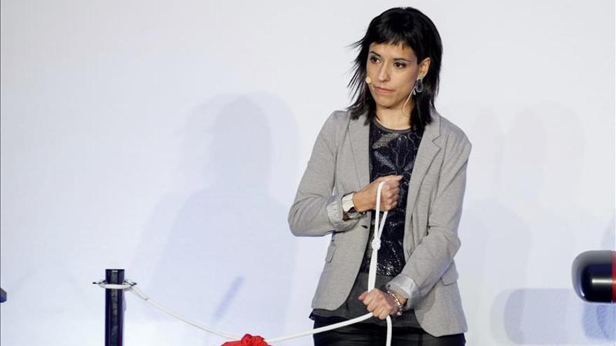 """Sara Buesa pide un """"discurso público unánime"""" que deslegitime el terrorismo"""