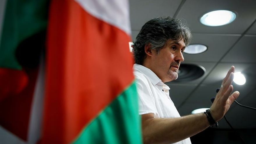 Urizar (EA) abandona la política una vez lograda la consolidación de EH Bildu