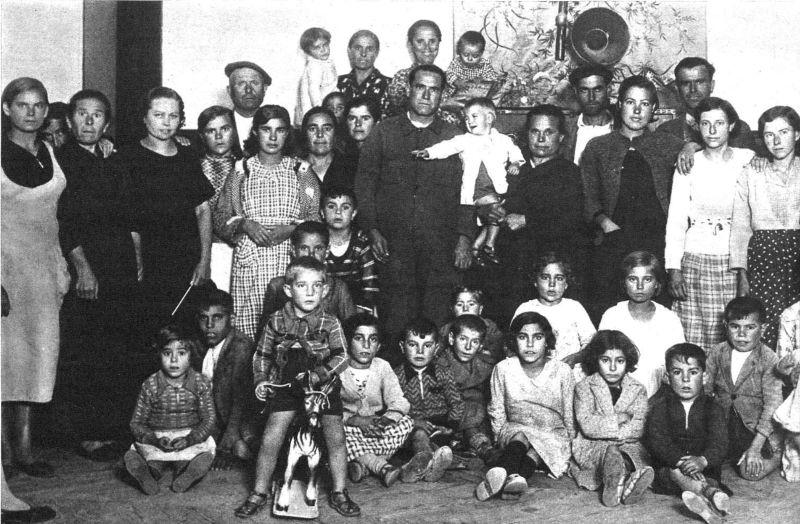 Quismondo, el pueblo toledano que se mudó a Alonso Martínez por la guerra