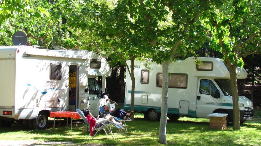 Los campings de Euskadi podrían alcanzar este verano las 500.000 pernoctaciones y los 160.000 viajeros