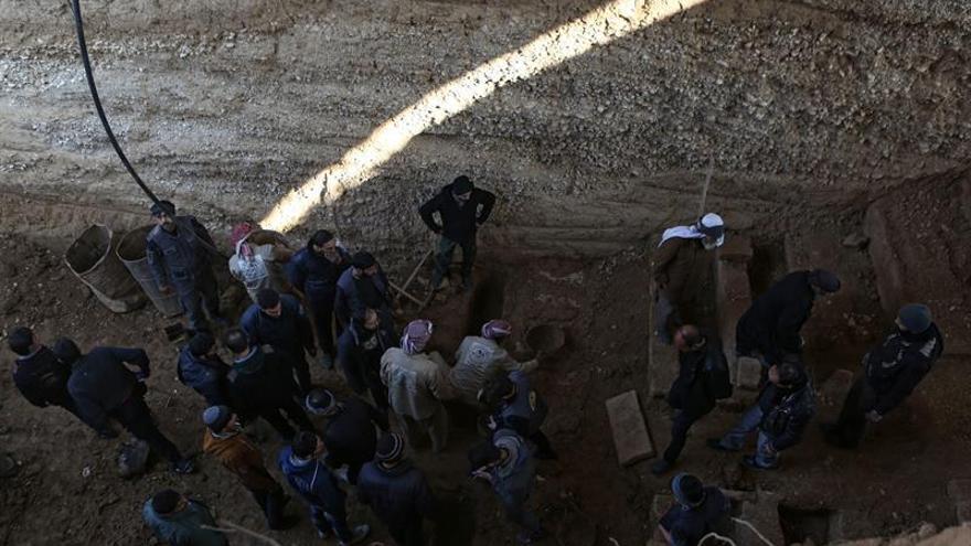 Unos 34 muertos en un supuesto ataque con gases tóxicos en el centro de Siria