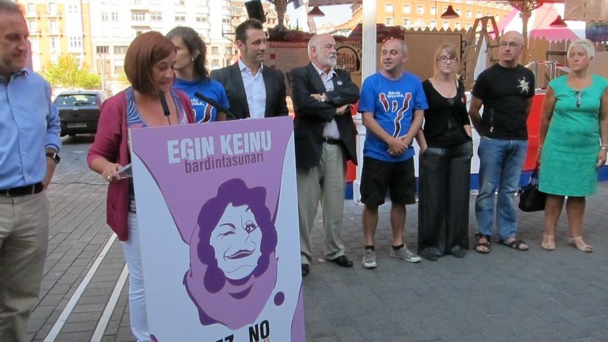 Ayuntamiento de Bilbao pide una Aste Nagusia en igualdad de condiciones con tolerancia cero a comportamientos sexistas