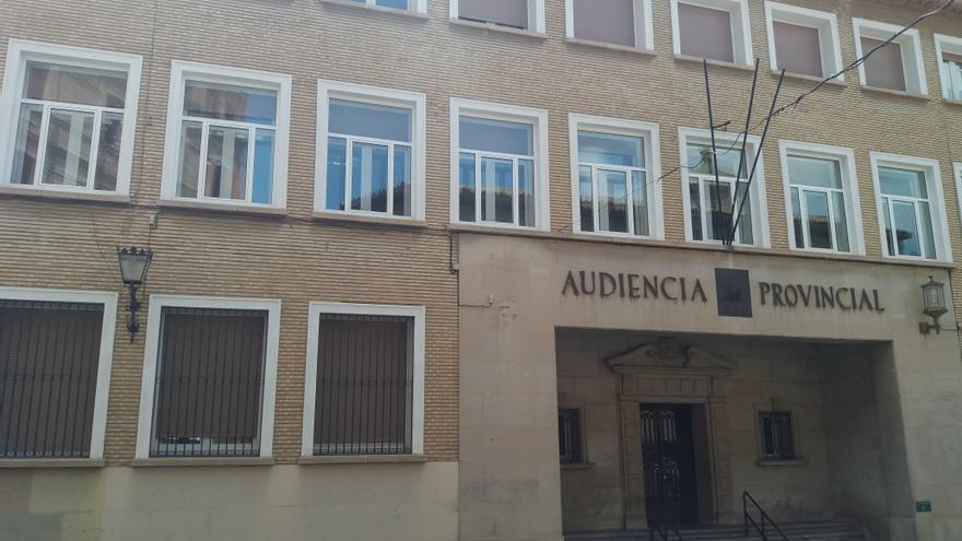 La vieja Audiencia Provincial es ahora la Casa de la Música