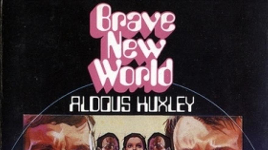 Cartel de la versión cinematográfica de 'Un mundo feliz'