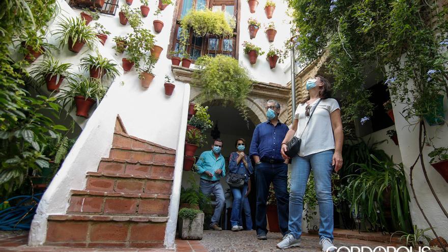 Visitantes en los Patios 2020   ÁLEX GALLEGOS