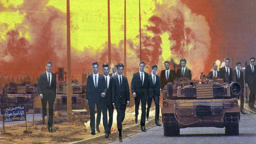 Martha Rosler / Invasión, 2008 Colección del IVAM