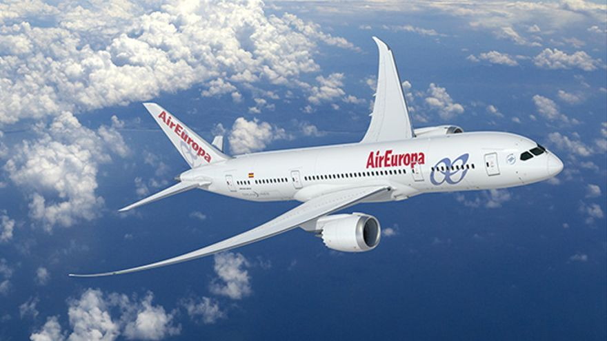 La compañía Air Europa unirá el Archipiélago canario.