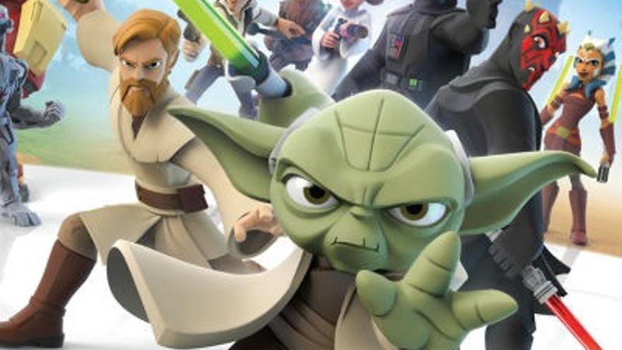 Star Wars Disney Infinity 3.0