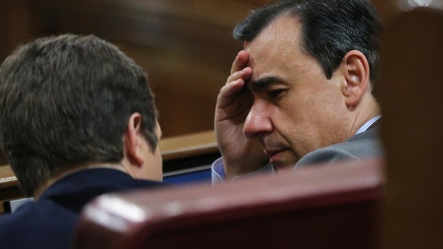 "Maíllo (PP) espera que Puigdemont ""renuncie"" al referéndum para que Rajoy no tenga que seguir ""tomando decisiones"""