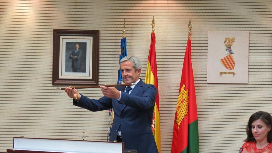 El popular José María Pérez, alcalde de Pilar de la Horadada