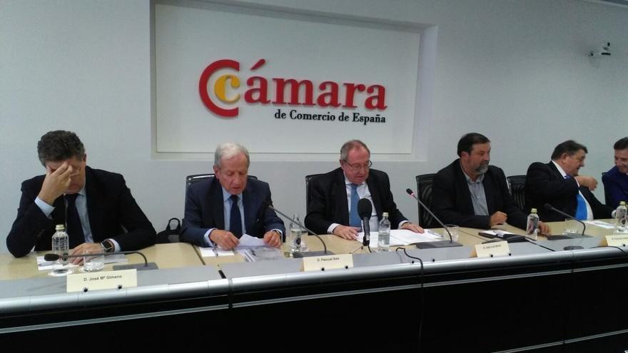 """El exministro Caamaño defiende que el actual Estado del Bienestar es """"fruto"""" de la colaboración público-privada"""