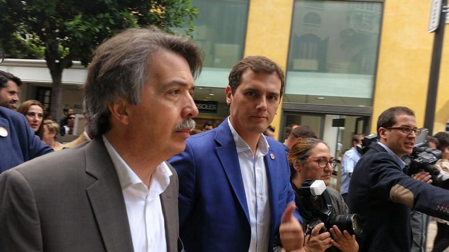 """C's de Baleares cree que Podemos se sentirá """"reforzado"""" porque tiene más fuerza que los dos partidos que forman Govern"""