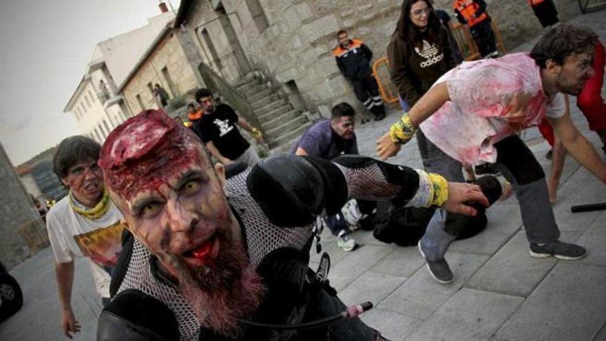 Edición anterior de 'Survival Zombie' / Foto: Zombeach