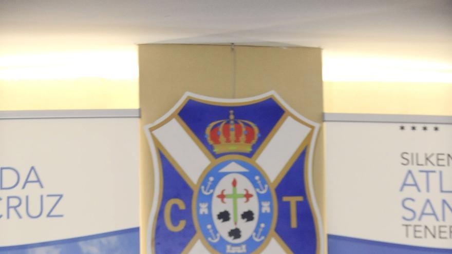 El presidente del CD Tenerife, Miguel Concepción. (Página oficial CD Tenerife).