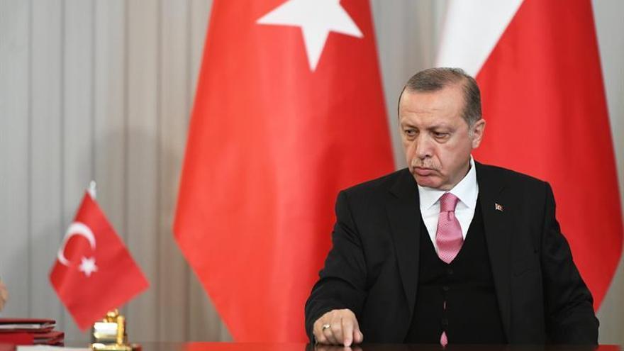 Erdogan dice que la maternidad es la mayor gracia de Dios para las mujeres