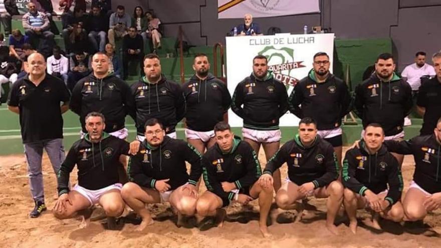 Club de Lucha Aurarita Tedote.