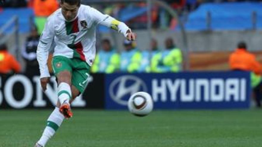 Cristiano Ronaldo. (EUROPA PRESS)
