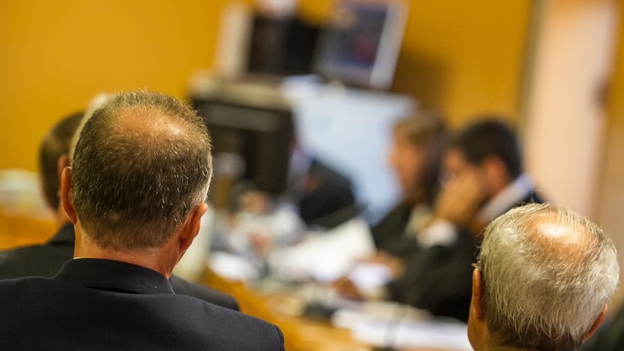 Juicio del caso Las Teresitas (Aarón S. Ramos)