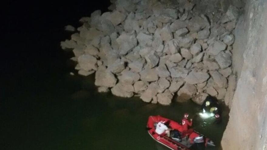 El fallecido en la antigua cantera cacereña de Olleta tenía 19 años y quedó sepultado bajo unas rocas