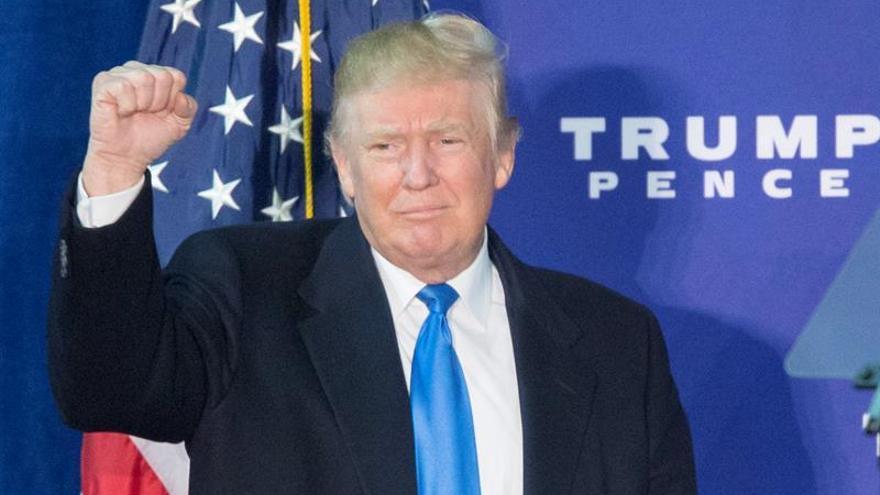 Los irreductibles de Donald Trump