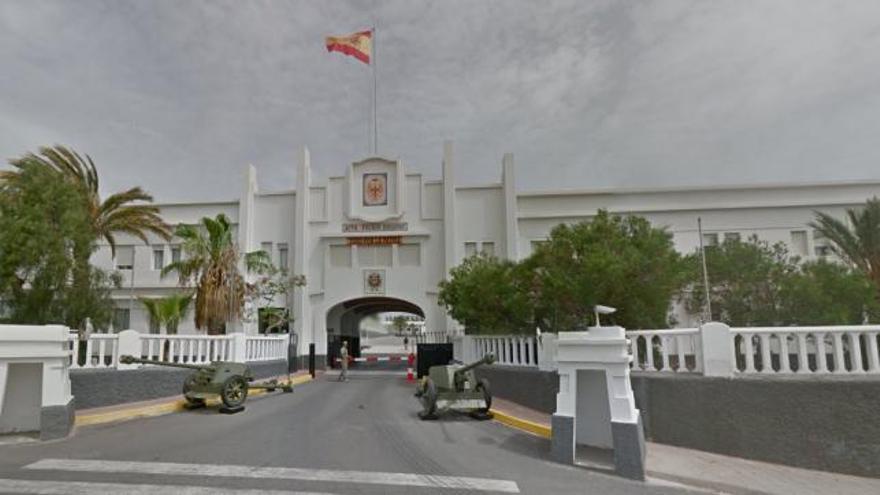 Cuartel del Regimiento de Infantería Soria 9