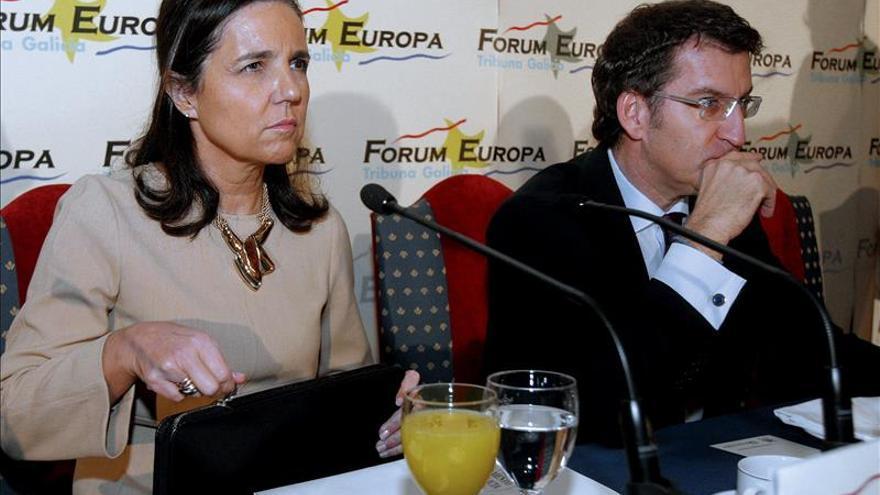 "Feijóo considera la consulta catalana un ""señuelo"" para ocultar incapacidades"